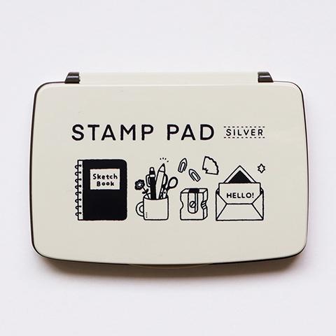 STAMP PAD シルバー